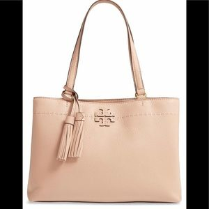 🔥🔥TORY BURCH McGraw Triple Compartment Sat…